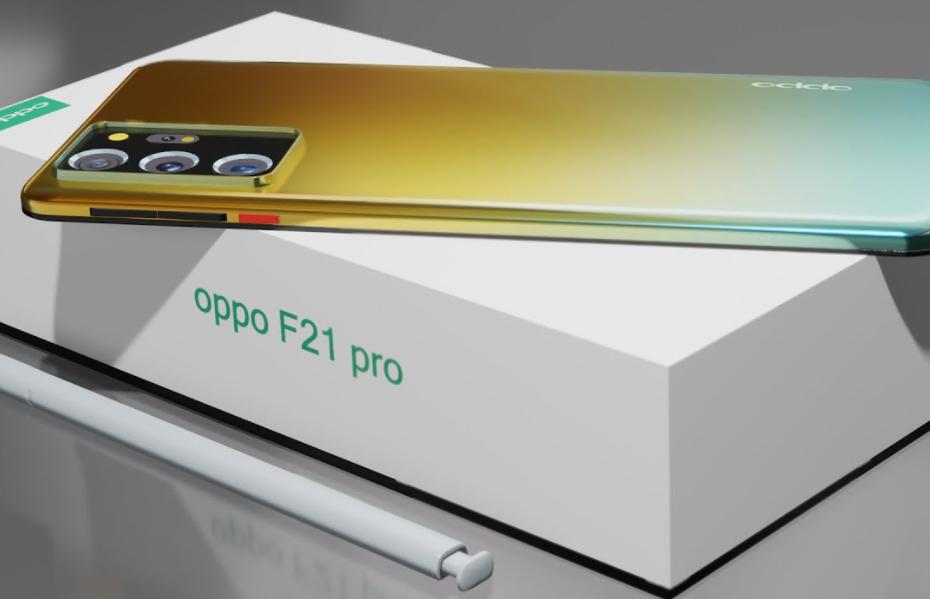 Oppo F21 Pro 5G 2021